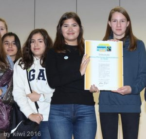 Fairtrade School 1
