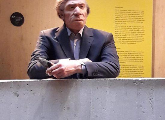 Die Biologie Leistungskurse der Q2 im Neanderthal