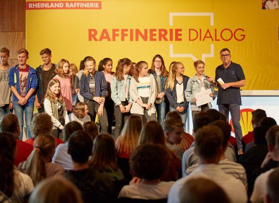 Wettbewerb der Rheinland Raffinerie #makethefuturerheinland