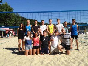 Beachvolleyball: 5. Platz im NRW-Landesfinale