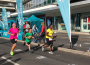 Köln-Marathon: Schülerlauf über 4 Kilometer mit einem Schüler des GBG