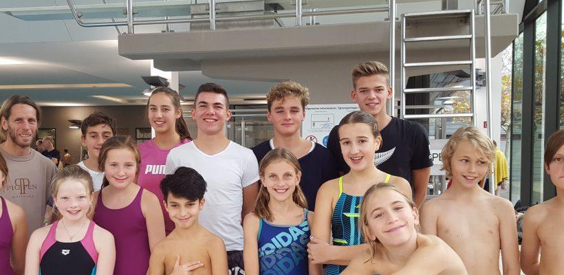 Stadtmeisterschaften Schwimmen – ein voller Erfolg fürs GBG