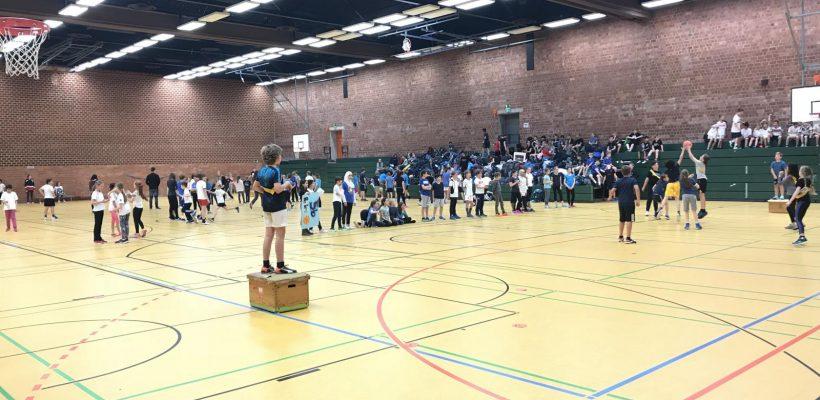 Turmball-Turnier 2018