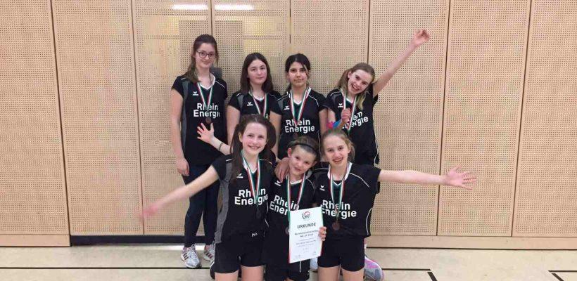 GBG mit gleich zwei Volleyball-Teams in den NRW-Landesfinals