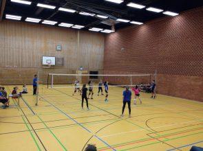 Volleyball am GBG: Überzeugende Leistungen bei den Stadt- und Bezirksmeisterschaften