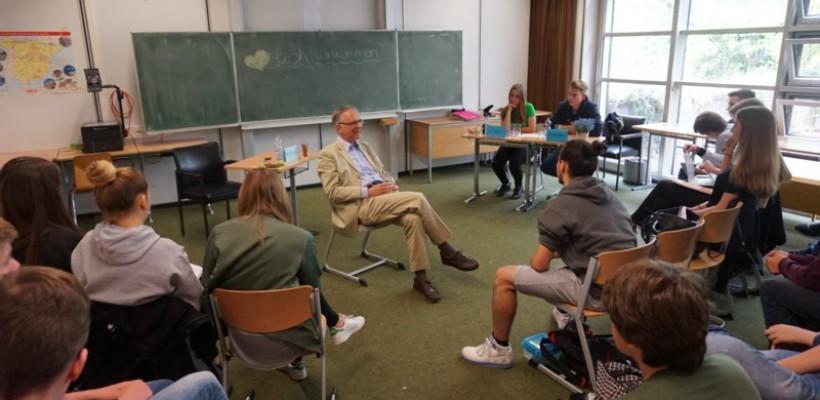 Prof.Dr.H.Hirte – Unser Direktkandidat stellt sich vor