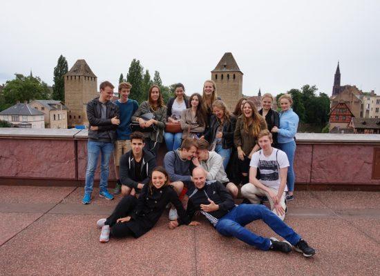 GK Sozialwissenschaften in Straßburg