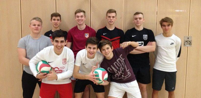 Zwei erste Plätze bei den Stadtmeisterschaften im Volleyball für das GBG