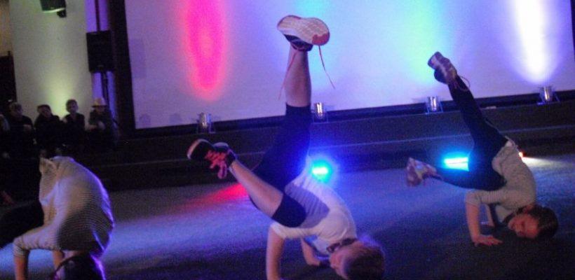 Zer-rissen – Erster Tanzwettbewerb am GBG