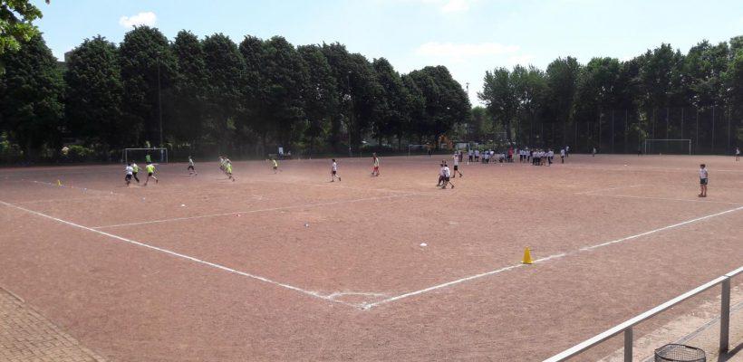 Jahrgangsstufenturnier der 7. Klassen – Fußball –