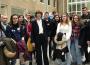 Tag der Jugend im Rathaus der Stadt Köln am 6. 12. 2019