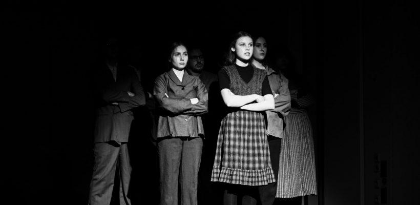 Musikalich/szenische Inszenierung ZEITSCHAFT zur 75jährigen Befreeiung von Auschwitz