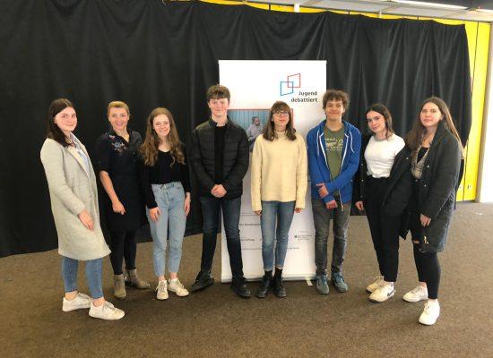 Jugend debattiert Regionalwettbewerb 2020