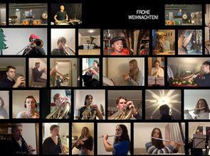 Weihnachtsmusik der GBG-Orchester