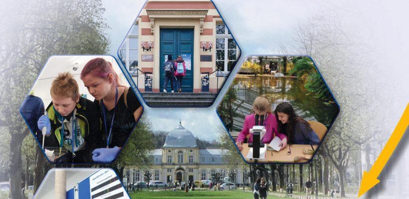 Wissenschaftsrallye der Universität Bonn rund um Poppelsdorf