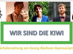 """Die Schülerzeitung """"KIWI"""" ist zurück"""